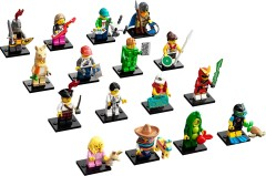 LEGO Collectable Minifigures 71027 LEGO Minifigures - Series 20 - Complete
