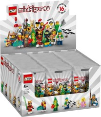 LEGO Collectable Minifigures 71027 LEGO Minifigures - Series 20 - Sealed Box