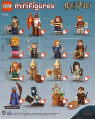 LEGO Collectable Minifigures 71028 LEGO Minifigures - Harry Potter Series 2 - Complete