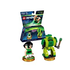 LEGO Dimensions 71343 Buttercup