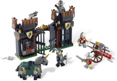 LEGO Castle 7187 Escape from the Dragon's Prison