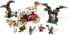 LEGO Castle 7188 King's Carriage Ambush