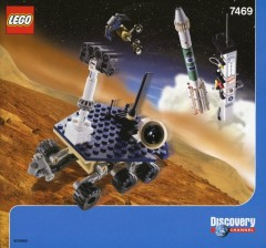 LEGO Discovery 7469 Mission To Mars