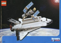 LEGO Discovery 7470 Space Shuttle Discovery-STS-31