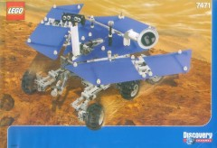 LEGO Discovery 7471 Mars Exploration Rover