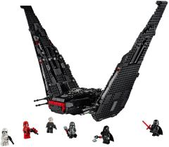 LEGO Star Wars 75256 Kylo Ren's Shuttle