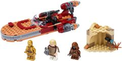 LEGO Star Wars 75271 Luke Skywalker's Landspeeder