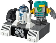 LEGO Star Wars 75522 Mini Boost Droid Commander