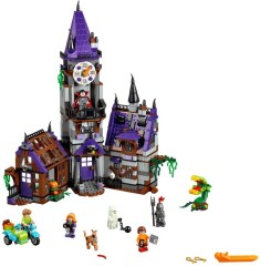 LEGO Scooby-Doo 75904 Mystery Mansion