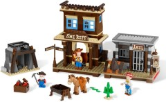 LEGO Toy Story 7594 Woody's Roundup!