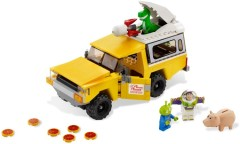 LEGO Toy Story 7598 Pizza Planet Truck Rescue