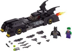 LEGO DC Comics Super Heroes 76119 Batmobile: Pursuit of The Joker