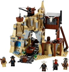 LEGO The Lone Ranger 79110 Silver Mine Shootout