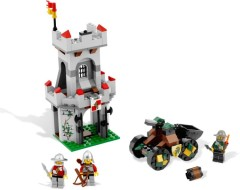 LEGO Castle 7948 Outpost Attack