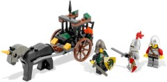 LEGO Castle 7949 Prison Carriage Rescue