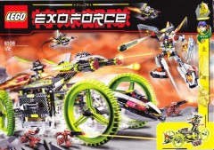 LEGO Exo-Force 8108 Mobile Devastator