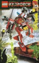 LEGO Exo-Force 8111 River Dragon