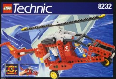 LEGO Technic 8232 Chopper Force