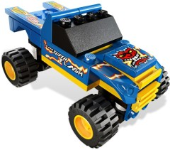LEGO Racers 8303 Demon Destroyer