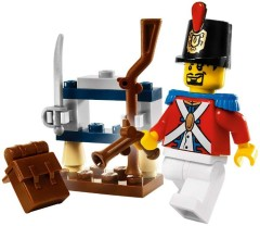 LEGO Pirates 8396 Soldier's Arsenal