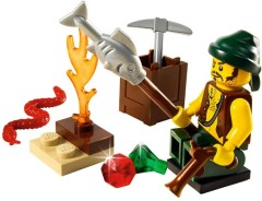 LEGO Pirates 8397 Pirate Survival