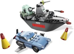LEGO Cars 8426 Escape at Sea
