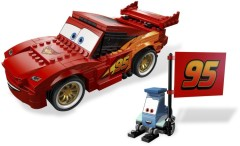 LEGO Cars 8484 Ultimate Build Lightning McQueen