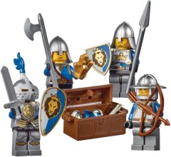 LEGO Castle 850888 Castle Knights Accessory Set
