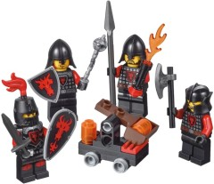 LEGO Castle 850889 Castle Dragons Accessory Set