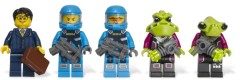LEGO Космос (Space) 853301 Alien Conquest Battle Pack