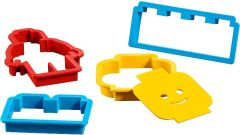 LEGO Gear 853890 Cookie Cutters