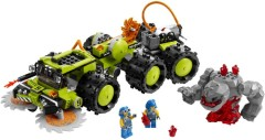 LEGO Power Miners 8708 Cave Crusher