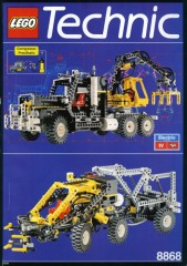 LEGO Technic 8868 Air Tech Claw Rig