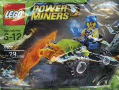 LEGO Power Miners 8907 Rock Hacker