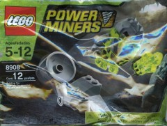 LEGO Power Miners 8908 Monster Launcher