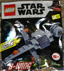 LEGO Star Wars 911950 B-Wing