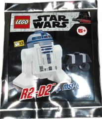 LEGO Star Wars 912057 R2-D2 and MSE-6