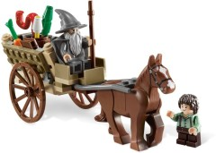 LEGO The Lord of the Rings 9469 Gandalf Arrives