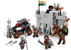 LEGO The Lord of the Rings 9471 Uruk-Hai Army