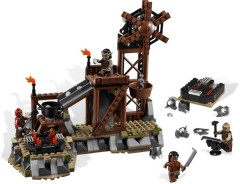 LEGO The Lord of the Rings 9476 The Orc Forge