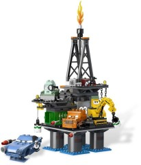 LEGO Cars 9486 Oil Rig Escape