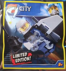 LEGO City 951904 Police Officer with Jetpack
