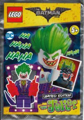 LEGO The LEGO Batman Movie 211702 The Joker