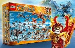 LEGO Legends of Chima BIGBOX The ultimate battle for CHIMA