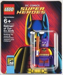 LEGO DC Comics Super Heroes COMCON036 Batman of Zur-En-Arrh