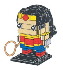 LEGO BrickHeadz DCBHZ Wonder Woman