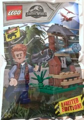 LEGO Jurassic World 121802 Owen and lookout post