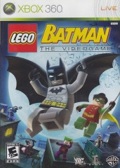 LEGO Мерч (Gear) LBMX360 LEGO Batman: The Videogame