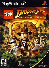 LEGO Мерч (Gear) LIJPS2 LEGO Indiana Jones: The Original Adventures