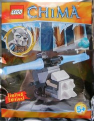 LEGO Legends of Chima 391502 Saber-tooth tribe launcher